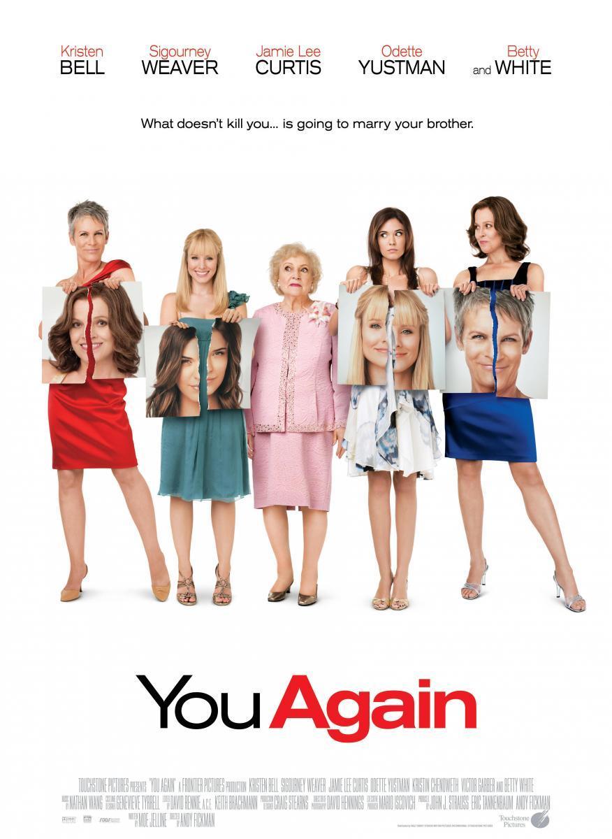 póster de la película de comedia ¿Otra vez tú?