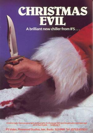 You Better Watch Out (Terror in Toyland) (Christmas Evil)