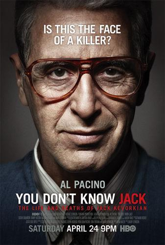 a study of the film you dont know jack by barry levinson You don't know jack is a 2010 television film directed by barry levinson and starring al pacino as jack kevorkian the film was shot in the new york boroughs.