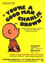 Eres un buen hombre, Charlie Brown