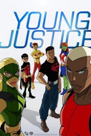 La joven Liga de la Justicia (Serie de TV)