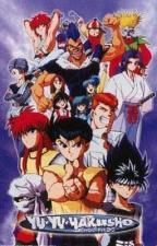Yû Yû Hakusho (Los guerreros del más allá) (Serie de TV)