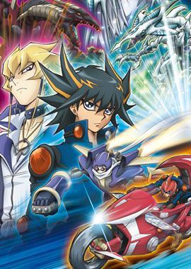 Yûgiô Faibu Dîzu (Yu-Gi-Oh! 5D's) (YGO: 5DS) (Serie de TV)