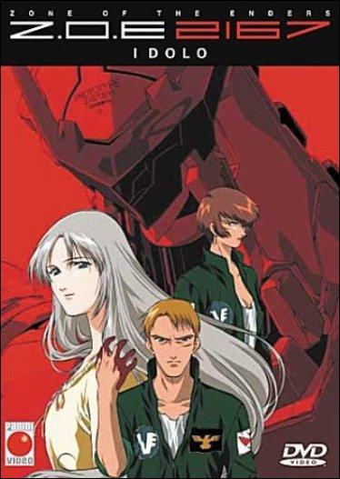 Z O E Dolores  I  Zone Of Enders Dolores  I   Tv Series
