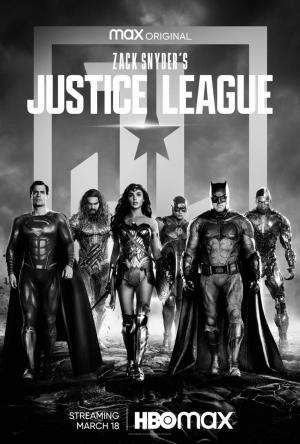 Основной постер фильма Лига справедливости Зака Снайдера