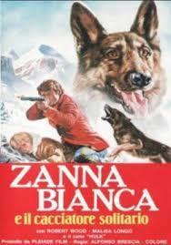 Zanna Bianca e il cacciatore solitario