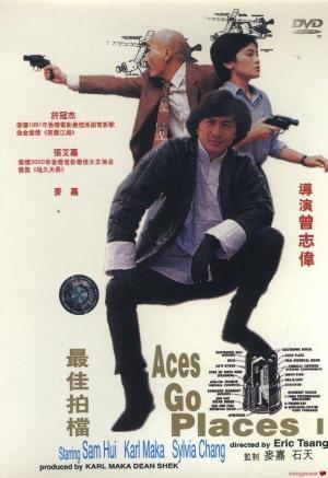 Zeoi gaai paak dong (Aces Go Places)