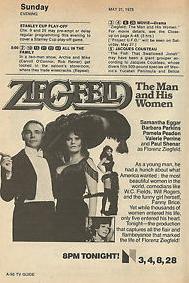Ziegfeld: The Man and His Women (TV)