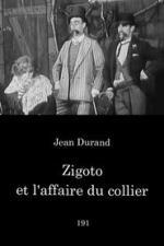 Zigoto et l'affaire du collier (C)