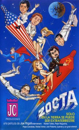 Zocta: Sólo en la Tierra se puede ser extraterrestre