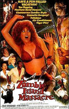Zombi Island Massacre