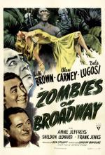Zombies en Broadway