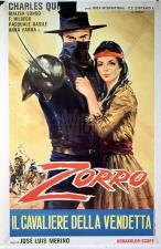El Zorro caballero de la justicia