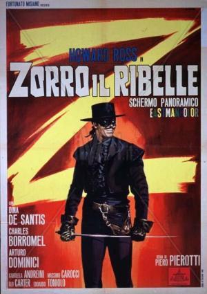 Zorro, el rebelde