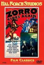 El Zorro vuelve a cabalgar